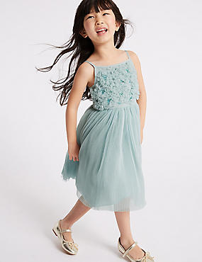 Flower Dress (3-16 Years)