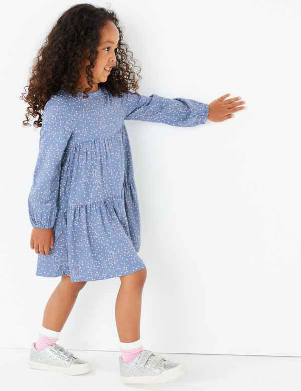 982d66cfb1a23 Girls Clothes - Little Girls Designer Clothing Online | M&S