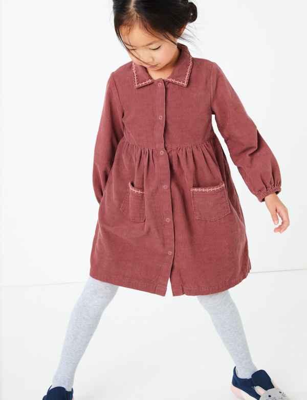 070f9559148 Girls Clothes - Little Girls Designer Clothing Online   M&S