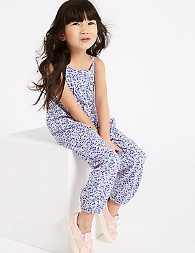 df0466032ae6 Ditsy Print Jumpsuit (3 Months - 7 Years) ...