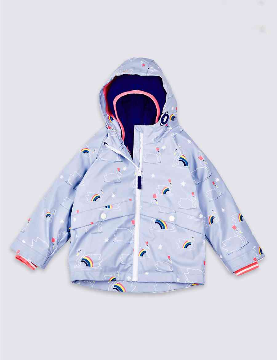 f7a566f1bf4b 3 in 1 Fisherman Coat (3 Months - 7 Years)