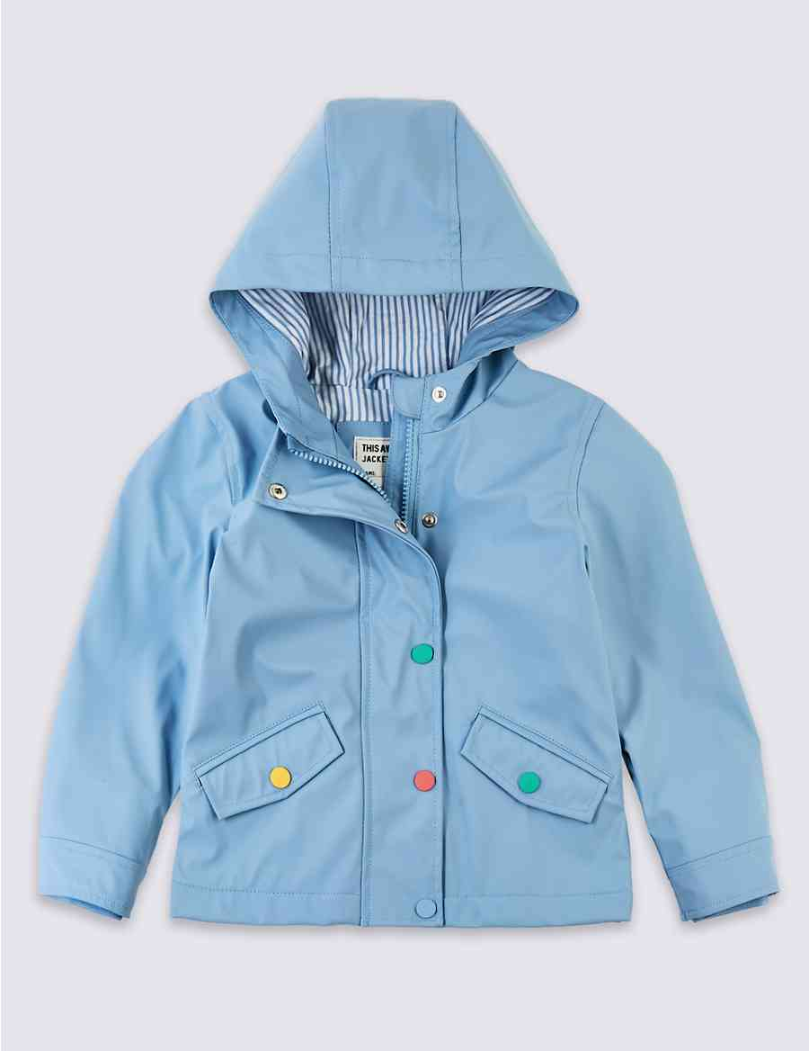 a95d27d35c2 Fisherman Jacket (3 Months - 7 Years)