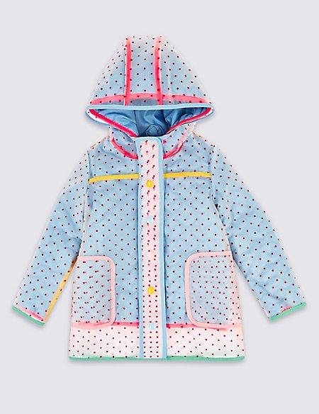 3 in 1 Hooded Coat (1-7 Years)