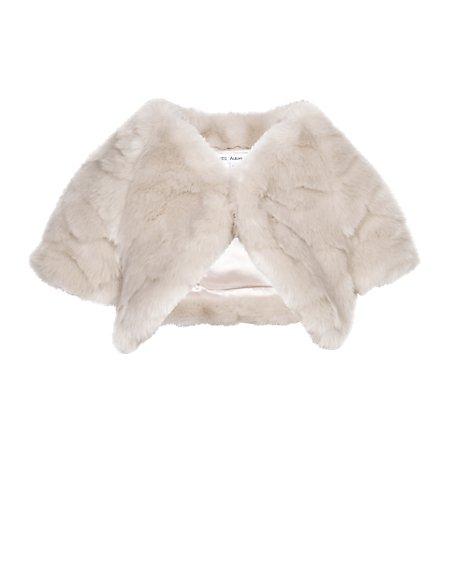 Faux Fur Bolero (1-7 Years)