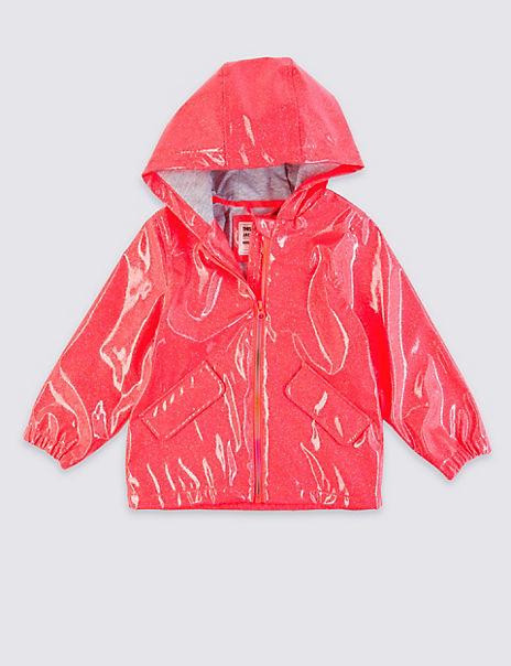 Stormwear™ Glitter Rain Mac (3 Months - 7 Years)