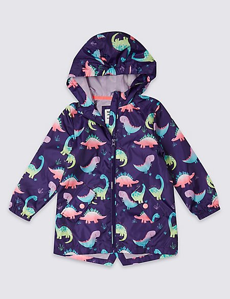 Lightweight Printed Parka (3 Months - 7 Years)