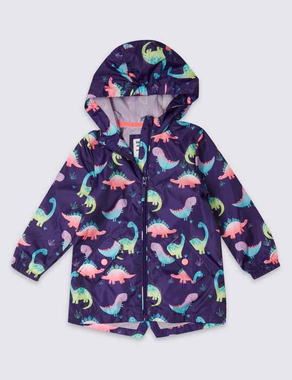 c74268a7 Lightweight Printed Parka (3 Months - 7 Years)