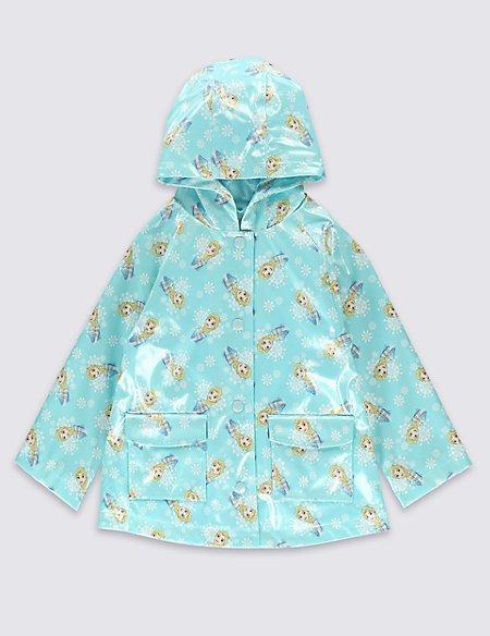Disney Frozen Hooded Mac (1-7 Years)