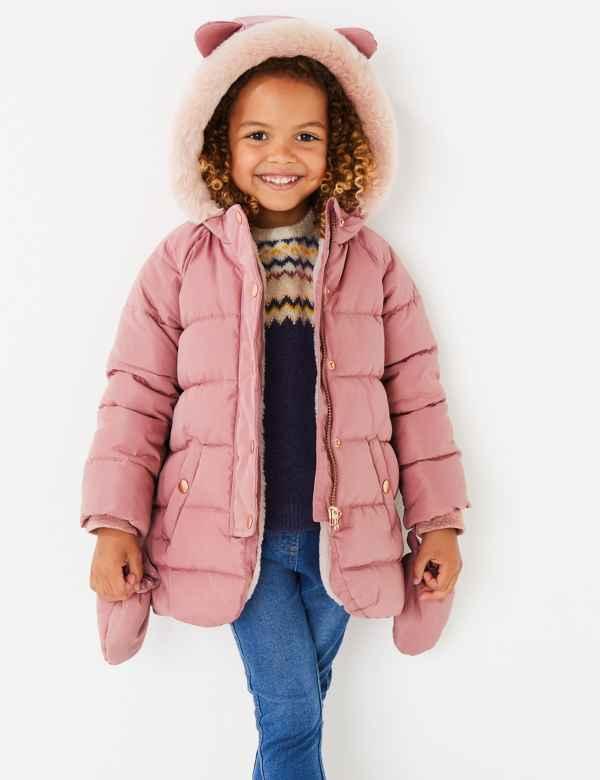 cda65d25edf Girls Coats & Jackets | Leather & Winter Coats | M&S IE