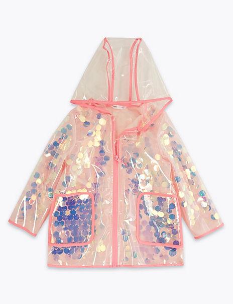 Stormwear™ Sequin Jacket (2-7 Years)