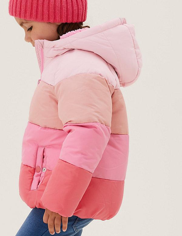 Gewatteerde jas met Stormwear™ (2-7 jaar)