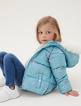 معطف فروزن ديزني™ مبطن بتقنية Stormwear™ (2-10 سنوات)