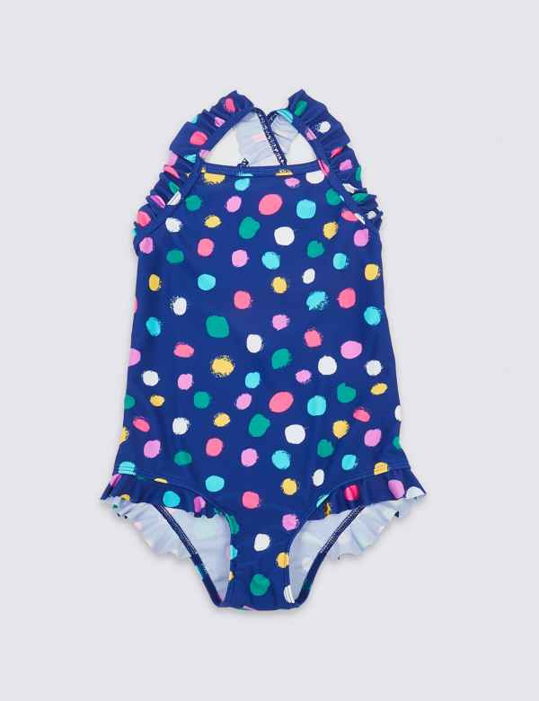 fc1c695e0175 Swimsuit with Sun Smart UPF50+ (3 Months - 7 Years)