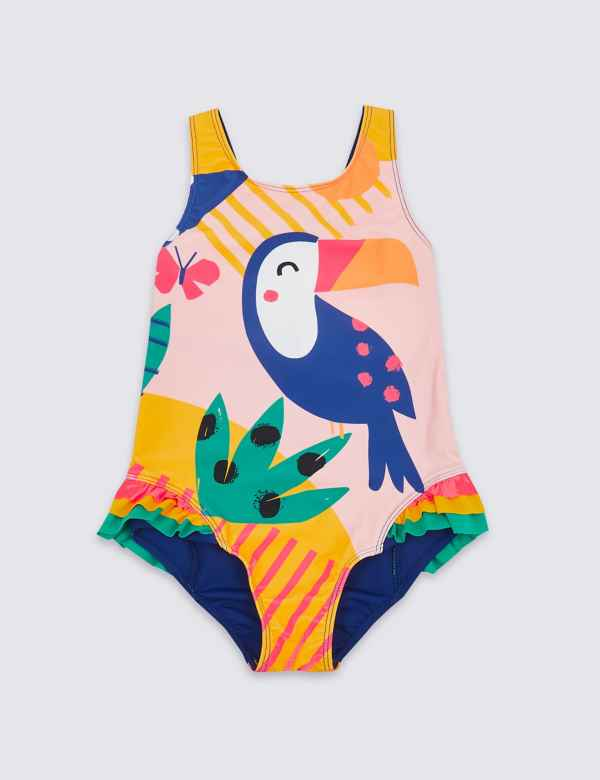 a48f1a029ce6e Swimsuit with Sun Smart UPF50+ (3 Months - 7 Years)