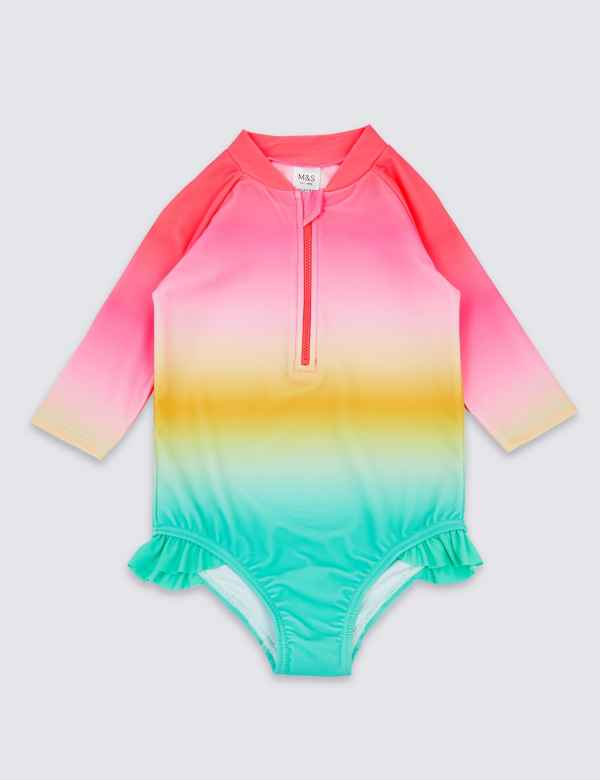 b97039793 Ombre Swimsuit (3 Months - 7 Years)