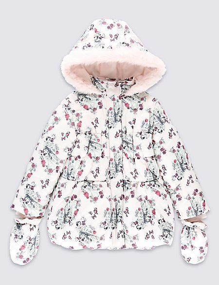 Disney Princess Coat with Stormwear™ (1-7 Years)