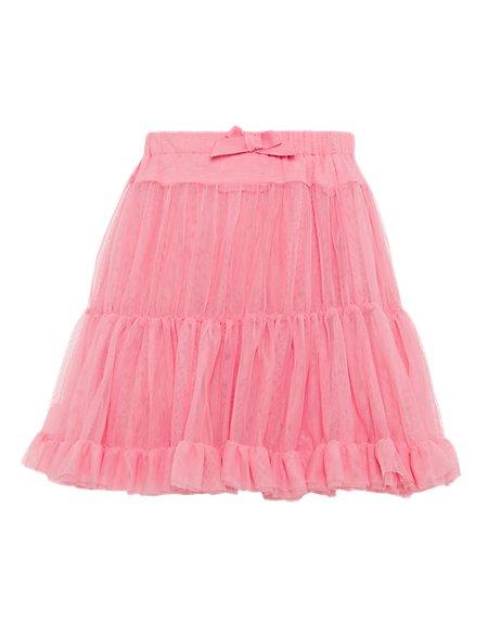 Frilled Hem Tutu Skirt (1-7 Years)
