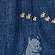 Robe chasuble, body et collants à motif Winnie l'Ourson et ses Amis™, DENIM ASSORTI, swatch