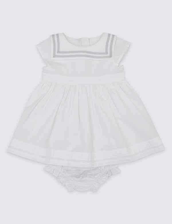 31f818d3b8d 2 Piece Dress with Knickers