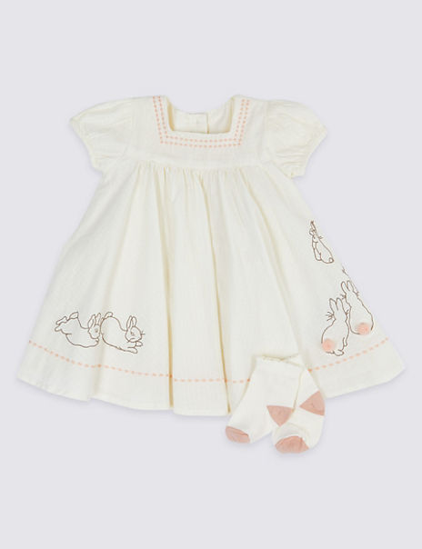 2 Piece Peter Rabbit™ Dress with Socks