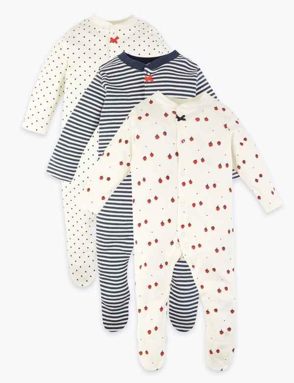 Country Kids Baby-Girls Newborn Animal Print Tights 1 Pair