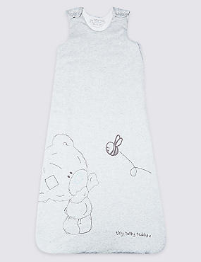 Pure Cotton 2.1 Tog Sleeping Bag