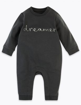 Cotton Rich Dreamer All In One by Marks & Spencer