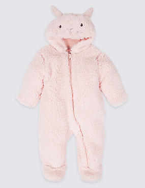 Novelty Bunny Pramsuit