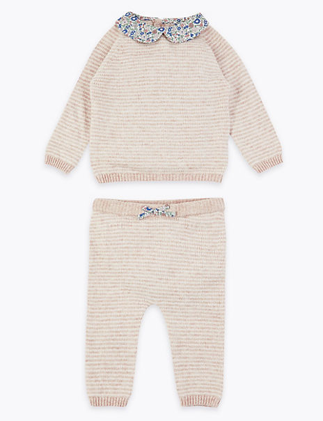 2 Piece Knitted Outfit