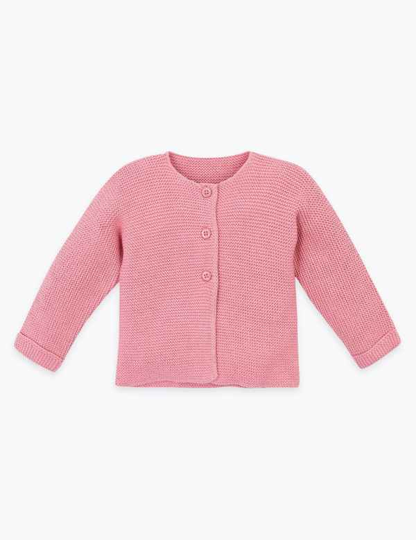 Cardigans Baby Knitwear | Baby Jumpers & Cardigans | M&S