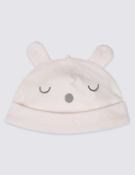 Cotton Rich Velour Hat