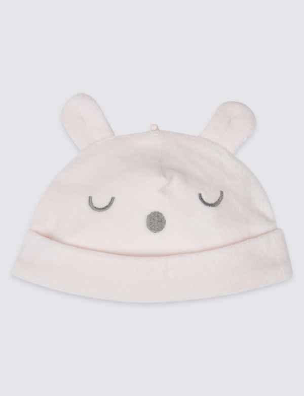 5d36d97ba52 Cotton Rich Velour Hat