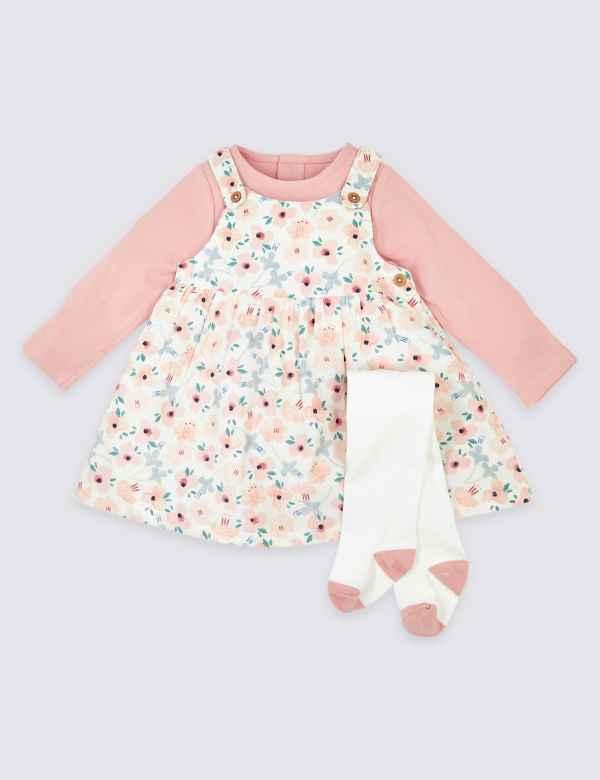 fbd38e88c377b Baby Dresses | M&S