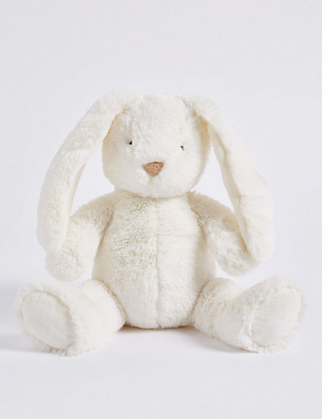 Cream Bunny Toy