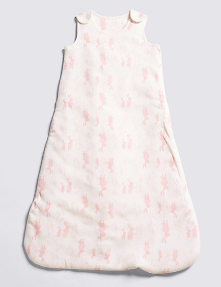 Girls' Rabbit 1.5 Tog Sleeping Bag