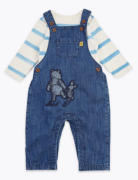 Winnie The Pooh & Friends™ Dungaree Outfit