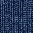 Pure Cotton Colour Block Jumper , BLUE, swatch