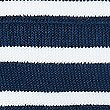 Pure Cotton Striped All in One, DARK BLUE MIX, swatch