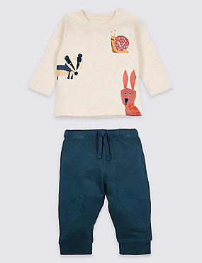 2 Piece T-Shirt & Joggers Outfit