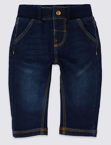 Cotton Rich Jeans