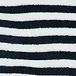 Cotton Rich Striped Velour Jacket, NAVY MIX, swatch