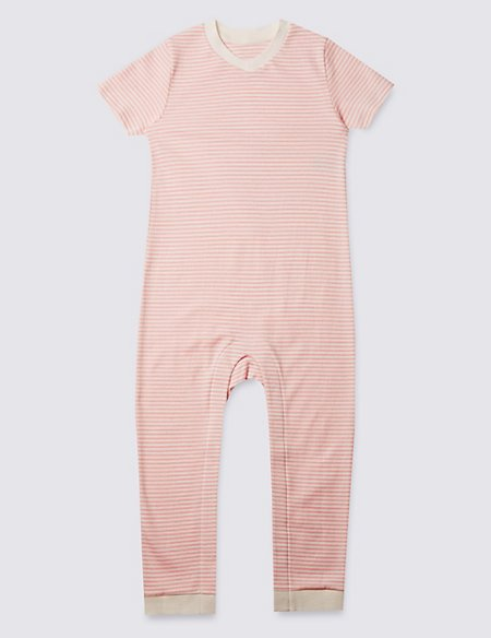 Pure Cotton Sleeping Suit (3-8 Years)