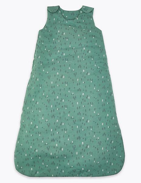 Organic Cotton 2.5 Tog Sleeping Bag