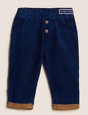 Κοτλέ παντελόνι από 100% βαμβάκι (0-3 ετών)