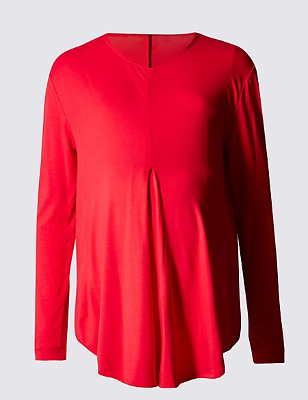 Maternity Batwing Top