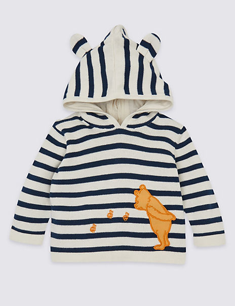 Winnie the Pooh & Friends™ Striped Jumper