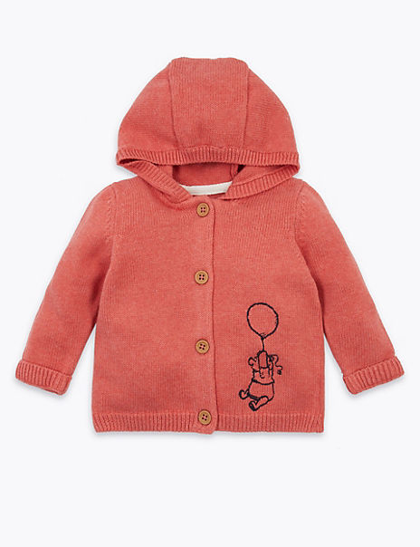 Cotton Winnie the Pooh & Friends™ Cardigan