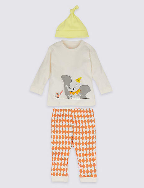 Disney Dumbo™ 3 Piece Outfit