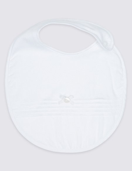 Pure Cotton Bib