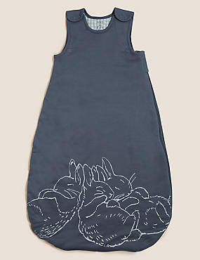 Peter Rabbit™ Organic Cotton 2.5 Tog Sleeping Bag (0 - 3 Yrs)